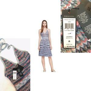 Brand New BCBG MaxAzria A-Line Knit Casual Dress